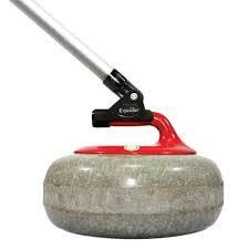 curling rock